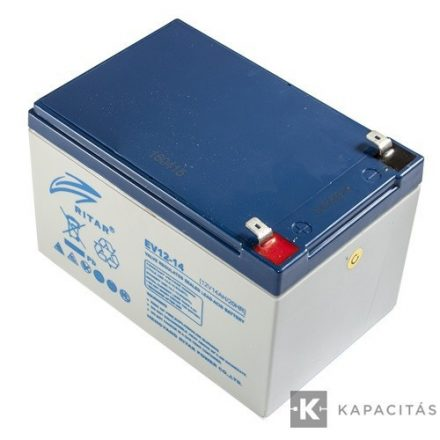 Ritar RT12140 12V 12Ah Sealed Lead Acid Battery -