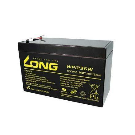 Long WP1236W akkumulátor 12V / 9Ah