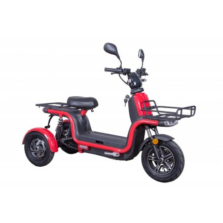 Z-Tech ZT-29-B Express Electric mobility scoote 2 x 60V 26Ah Li-ion 2 x 800W 45Km/h