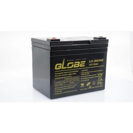 GLOBE 12V 36Ah akkumulátor