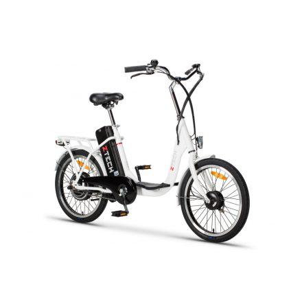 ZT-07-A Camp ZTECH elektromos kerékpár 36V 9Ah - FEHÉR