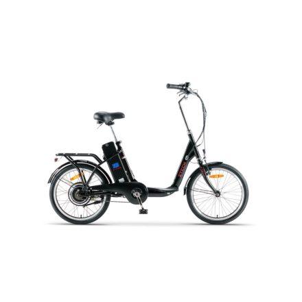 ZT-07-A Camp ZTECH elektromos kerékpár 36V 9Ah - FEKETE