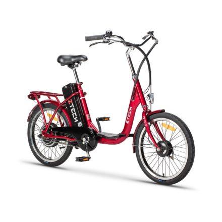 ZT-07-A Camp ZTECH elektromos kerékpár 36V 9Ah - PIROS