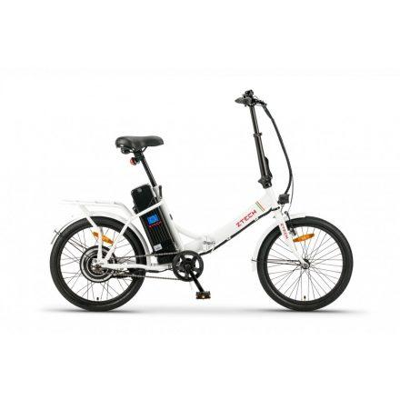 ZT-88 Camp 5.0 ZTECH összecsukható elektromos kerékpár 250W 36V 9Ah - FEHÉR