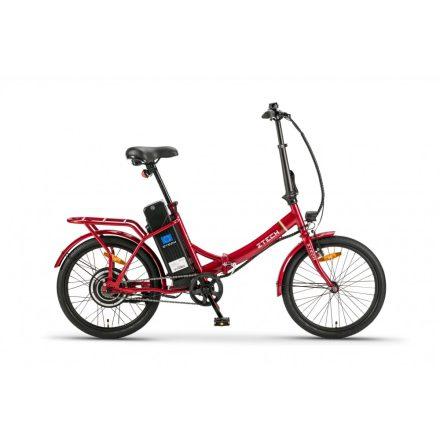 ZT-88 Camp 5.0 ZTECH összecsukható elektromos kerékpár 250W 36V 9Ah - PIROS