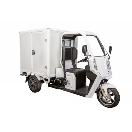 ZT-94  Electric Tricycle Cargo72V45AH 3000W dobozos