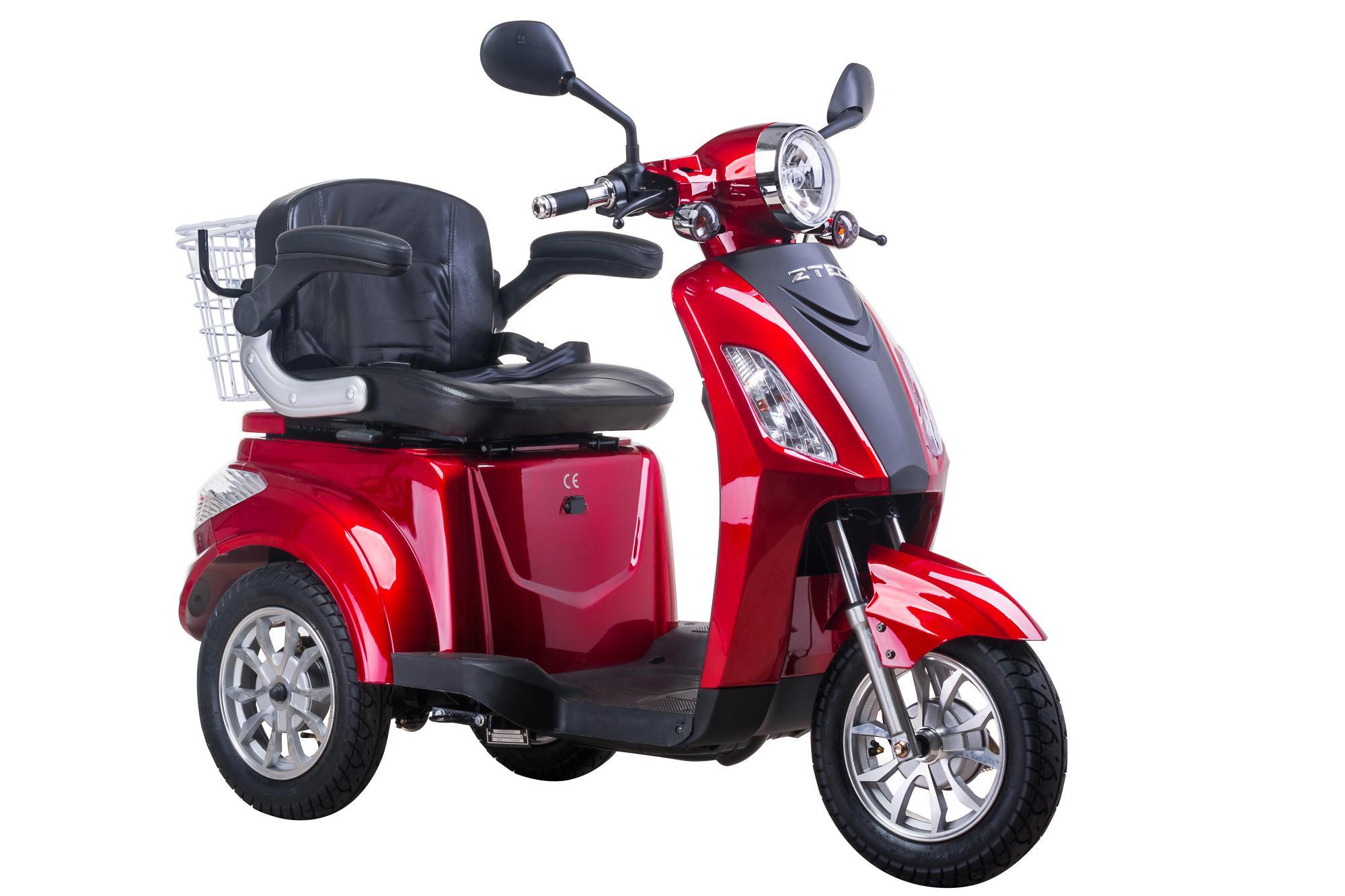 Elektromos tricikli ZT-15 bemutatás | Ez egy csoda!