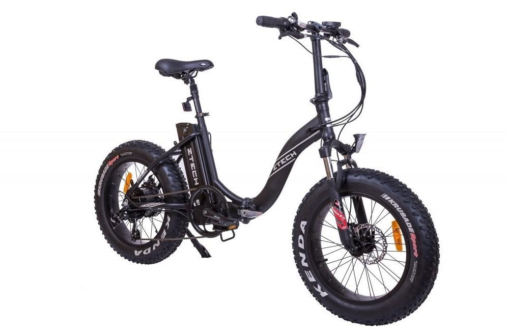 ZT-89-B Összecsukható Fatbike ZTECH Elektromos Bicikli 250W 48V 13Ah Li